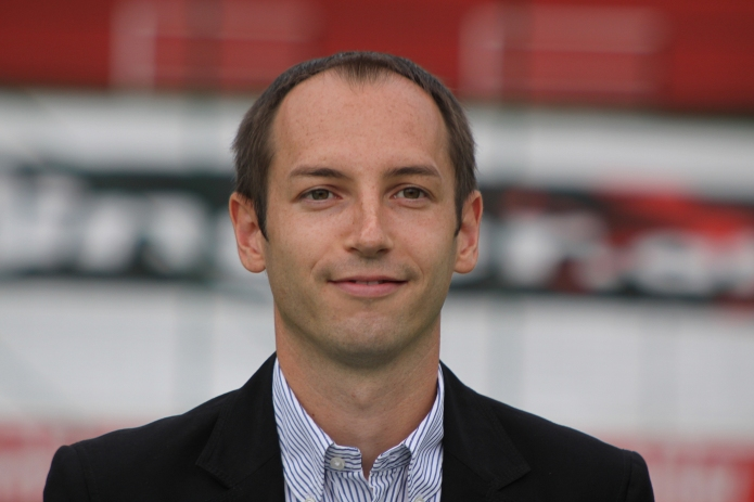 Admira General Manager, Alexander Friedl can now breathe a sigh of relief after his Admira side were granted a Bundesliga permit for next season (picture used under Creative Commons)
