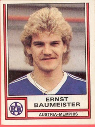 Ernst Baumeister back in his playing days.