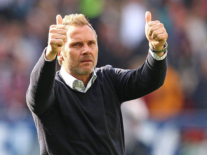 Thorsten Fink's appointment received two-thumbs up from Austria fans (picture courtesy of imago/MIS)